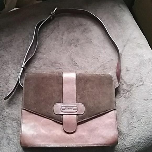 c43ed32ce0152 Rare vintage Bally of Switzerland bag